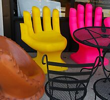 Gimme Five + Five by David McMahon
