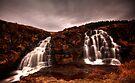 Glen Brittle Falls by Roddy Atkinson