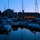 St Katharine Docks, London by zuzanab