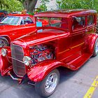 1936 Model A  Ford Hot-Rod by ECH52