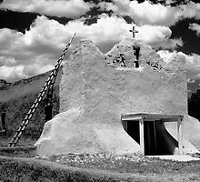 Adobe Church by Susan Chandler