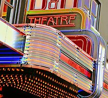 D&R Theatre by Jennifer Hulbert-Hortman