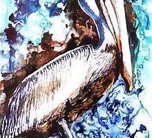 Pelican by shagufta