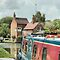 Narrowboat, Locks, Cottage by SimplyScene