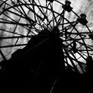 for her, the round & round was torture. by ShellyKay