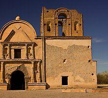 Mission San Jose de Tumacacori by Justin Baer