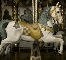 Chariots Ride by Dania Reichmuth