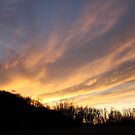 Sunset Over Vermont by BLAMB