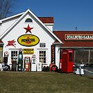 Coalburg Garage by Monnie Ryan