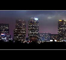 Skyline by Tony Yu