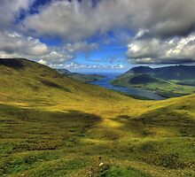Killary Harbour by John Quinn