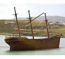 Falklands Photographic Print