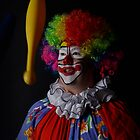 Juggles The Clown by AlMiller