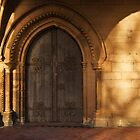 Church Doorway by DeePhoto