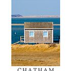 Chatham, Cape Cod Poster by Christopher Seufert