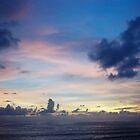 Paint The Sky by kadehara