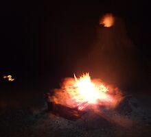 Sofala Campfire by sofalansw