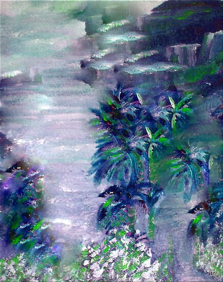 the tropical storm by Sherri     Nicholas