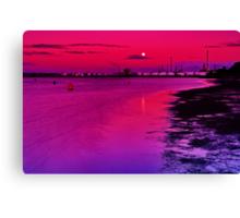 """Twilight Over Limeburners"" Canvas Print"