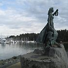Sea Maiden- Anacortes, WA by Alima  Ravenscroft