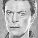 David Bowie by Karen Townsend