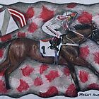 '97' Melbourne Cup champion winner 'Might and Power' by TheJWay