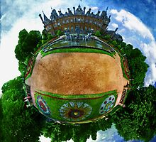 Waddesdon Manor by Lucy Martin