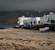famara storm  brewing  by maverick212