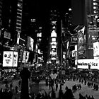 Times Square  by leefoulgerphoto