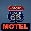 Route 66 by Jimmy Wasson