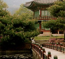 Korean bird by leigh miller