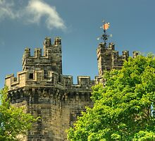 Lancaster Castle by Jamie  Green