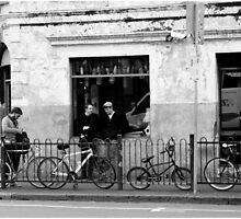 Street Life by Ellenor Clarke
