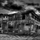 Abandoned Mental Asylum -  Brisbane by Damon Lancaster