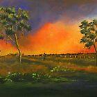 Western Sunset sold 13-9-2012 by Sandra  Sengstock-Miller