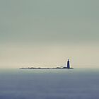 Solitude - A Maine Lighthouse by Sarah Beard Buckley