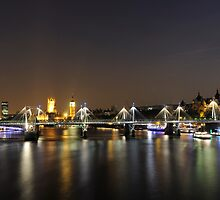 London At Night by owenprice