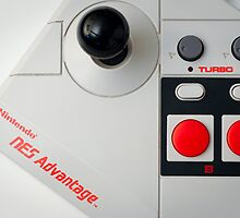 NES Advantage by andrewRF