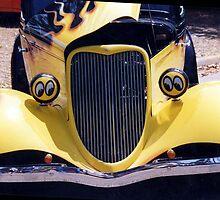 Funny Car ! by WTBird