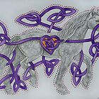 Celtic Equine Heart #1 by Beth Clark-McDonal