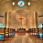 HDR - PLC - Church Interior by Doug Greenwald