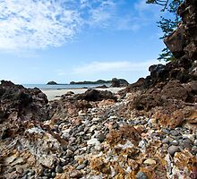 A rocky treck to the Beach by AlexKokas