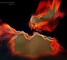 MY FLAME by Laura E  Shafer