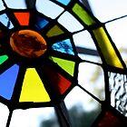 Leadlight in Window, North Sydney by Ashlee Betteridge