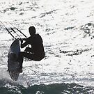 KIte surfing 7753 by João Castro