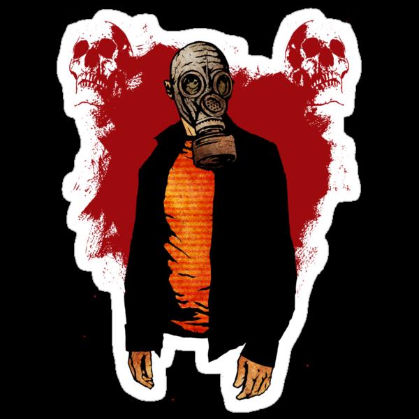 The Haunted Hunter by matthewdunnart