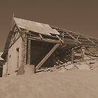 Waiting to be buried: Kolmanskop Ruin (Namibia Series) by AnniG