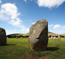 Castlerigg Circle by PaulBradley