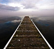 Lifting Mist by Tim Boehm