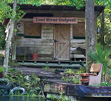 Lost River Outpost  by Karen  Moore